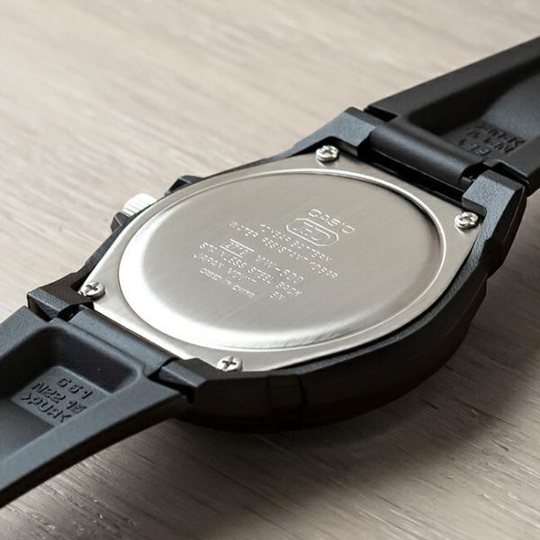 CASIO カシオ スタンダード メンズ 腕時計 10年保証 送料無料 キッズ 子供 男の子 チープカシオ チプカシ アナログ 防水 ブラック 黒 ネイビー レッド|timelovers|07