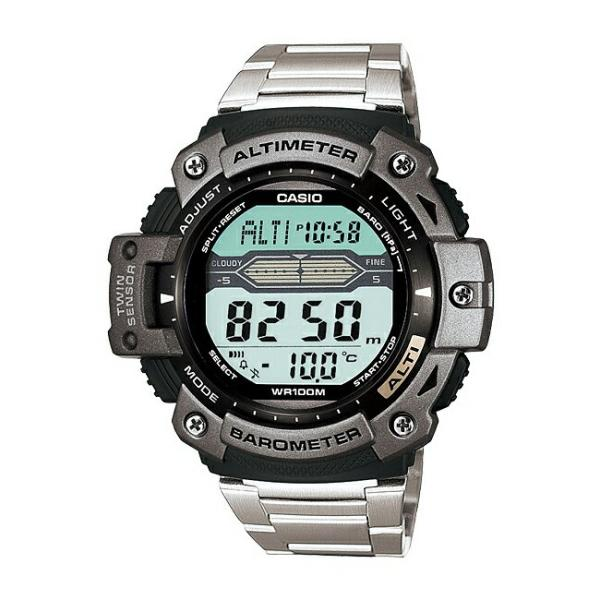 b2bcdd83f5 並行輸入品】【10年保証】CASIO カシオ スポーツ SGW-300HD-1A 腕時計 ...