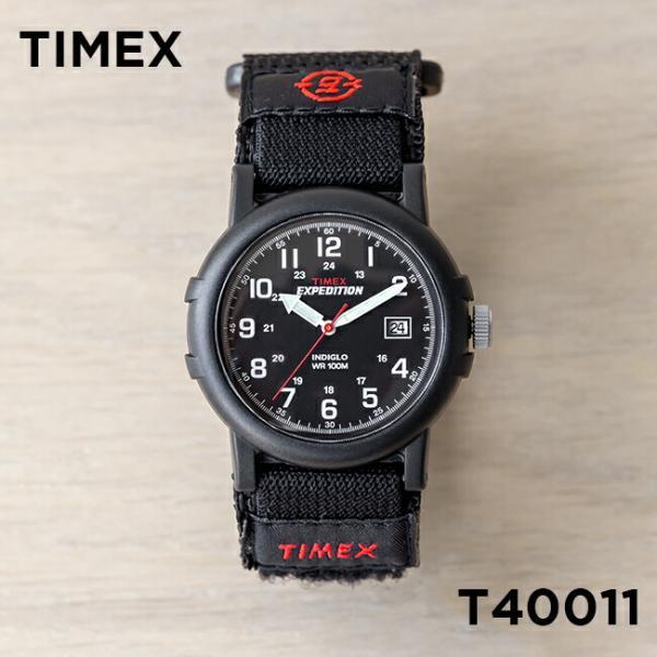 a87e449fc5 【並行輸入品】TIMEX タイメックス エクスペディション キャンパー 38MM T40011 腕時計 メンズ ミリタリー アナログ ...