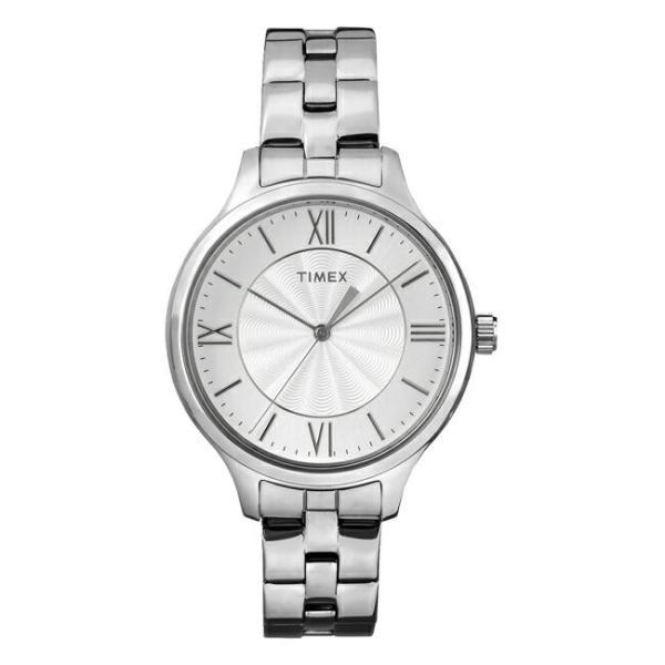 <title>TIMEX タイメックス ペイトン 36MM TW2R28200 腕時計 レディース アナログ シルバー 海外モデル 新商品!新型</title>