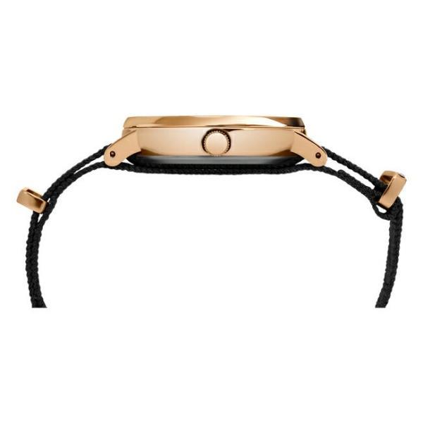 並行輸入品 TIMEX タイメックス フェアフィールド クリスタル 37MM レディース TW2R49200 腕時計 アナログ ブラック 黒 ゴールド 金 スワロフスキー 海外モデル|timelovers|02