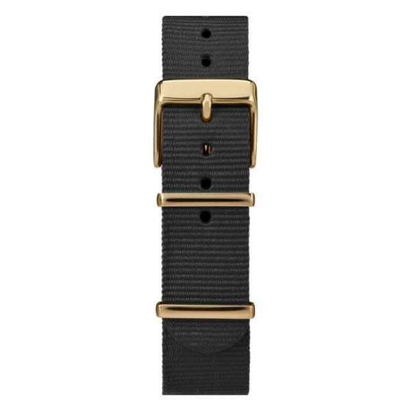 並行輸入品 TIMEX タイメックス フェアフィールド クリスタル 37MM レディース TW2R49200 腕時計 アナログ ブラック 黒 ゴールド 金 スワロフスキー 海外モデル|timelovers|04