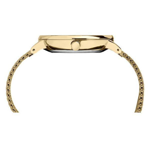 並行輸入品 TIMEX タイメックス フェアフィールド 41MM メンズ TW2T37300 腕時計 レディース アナログ ゴールド 金 ブラック 黒 メッシュ 海外モデル|timelovers|02