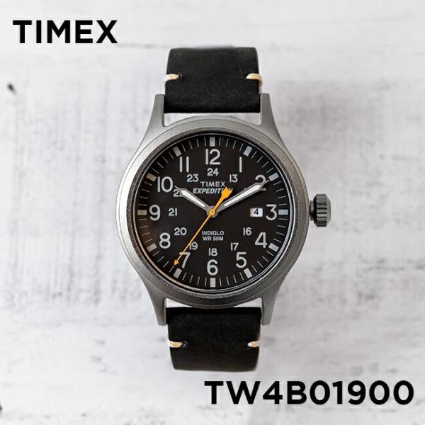 ae6fac371c 【並行輸入品】TIMEX タイメックス エクスペディション スカウト 40MM TW4B01900 腕時計 メンズ レディース ミリタリー ...