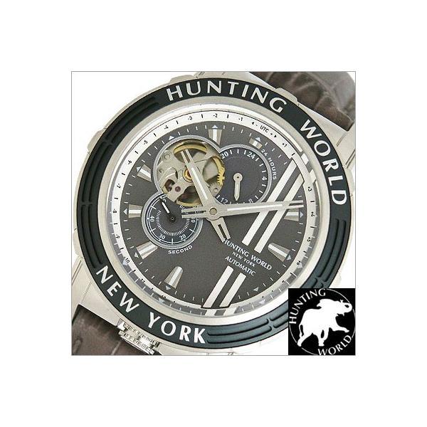 ハンティングワールド/HUNTINGWORLD/AdditionalTime/アディショナルタイム/自動巻/アナログ表示/メンズ