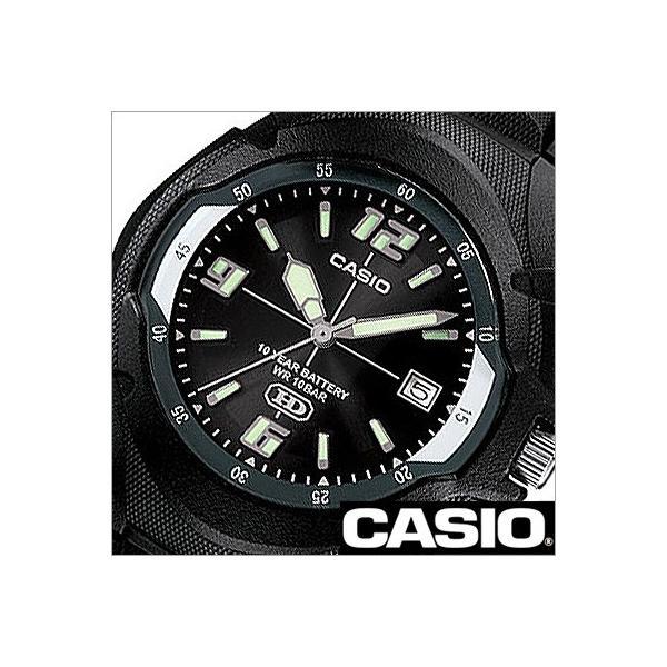 メール便で送料無料/代引き・ラッピング不可/カシオ/CASIO/スタンダード/海外品/クオーツ/アナログ表示/チープカシオ/チプカシ/メンズ腕時計/MW-600F-1A