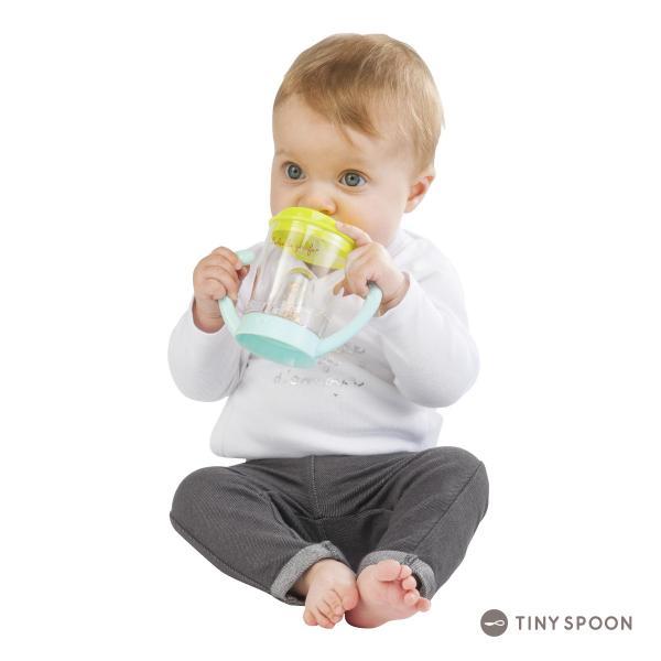 マスコットカップ キリンのソフィー 6ヶ月 0歳 コップ マグカップ ベビー用品 出産祝い 新生児 乳児 幼児|tinyspoon|03