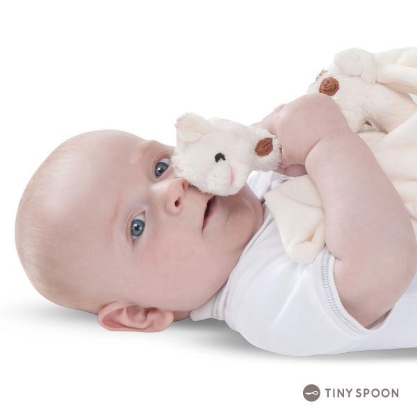 シェリーソフィー・ドゥドゥ キリンのソフィー 0ヶ月 0歳 布ハンカチ ぬいぐるみ ベビー用品 出産祝い ギフト|tinyspoon|05