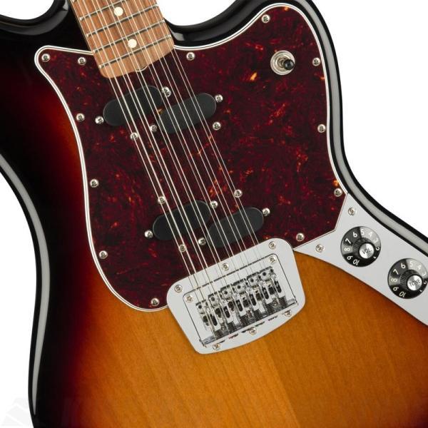 Fender Electric XII, Pau Ferro Fingerboard, 3-Color Sunburst【送料無料】《フェンダーアクセサリーキットプレゼント!》|tiptoptone|03