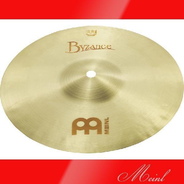 """《期間限定!ポイントアップ!》Meinl マイネル Byzance Jazz Series Splash Cymbal 10"""" [B10JS] スプラッシュシンバル"""