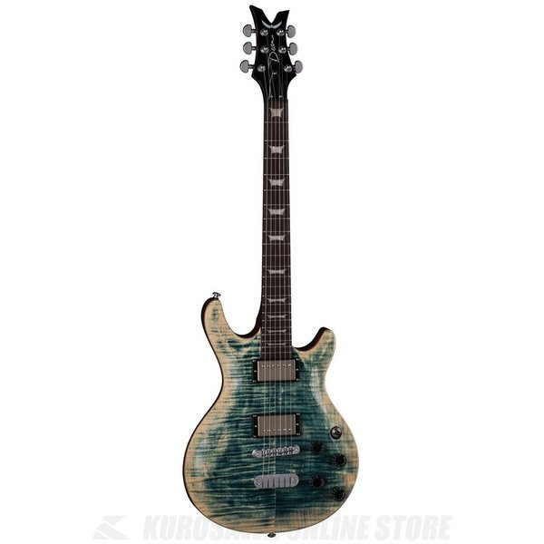 DEAN Icon Series / Icon Flame Top - Faded Denim [ICON FM FD](お取り寄せ) (マンスリープレゼント)|tiptoptone