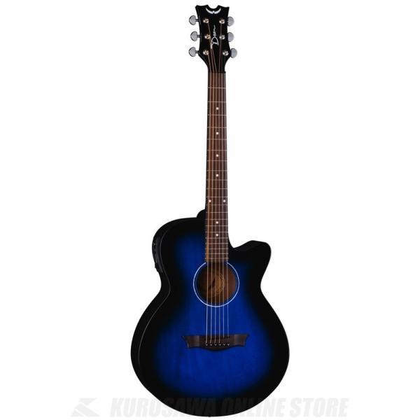 DEAN AXS Performer / AXS Performer A/E - Blue Burst [AX PE BB](アコースティックギター)(送料無料)(お取り寄せ)|tiptoptone