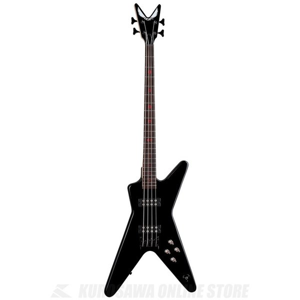 DEAN METALMAN ML / V / Z 2A  / ML Metalman Bass w/Active EQ - CBK [MLM2A](ベース)(送料無料)(お取り寄せ)|tiptoptone