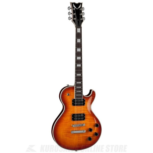 DEAN Thoroughbred Series / Thoroughbred Deluxe - Trans Amber [TB DLX TAM](お取り寄せ) (マンスリープレゼント) tiptoptone