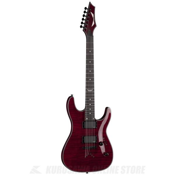 DEAN Custom / Custom 450 Flame Top w/EMG- Scary Cherry [C450 FM SC](お取り寄せ) (マンスリープレゼント)|tiptoptone
