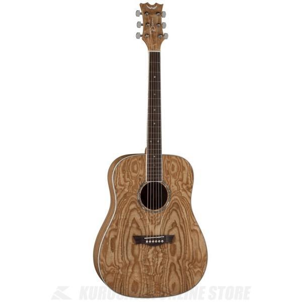 DEAN AXS Dreadnought Quilt Ash / AXS Dread Quilt Ash - Gloss Natural [AX DQA GN](アコースティックギター)(送料無料)(お取り寄せ)|tiptoptone