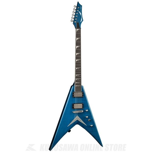 DEAN Dave Mustaine Series / Dave Mustaine V Limited - TBL w/Case [VMNT LTD TBL](お取り寄せ) (マンスリープレゼント)|tiptoptone