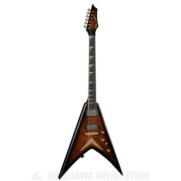 DEAN Dave Mustaine Series / Dave Mustaine V Limited - TGE w/Case [VMNT LTD TGE](お取り寄せ) (マンスリープレゼント)|tiptoptone