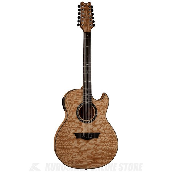 Dean Exhibition Quilt Ash 12 Str w/Aphex GN [EXQA 12 GN](アコースティックギター/エレアコ)(送料無料)(お取り寄せ)|tiptoptone