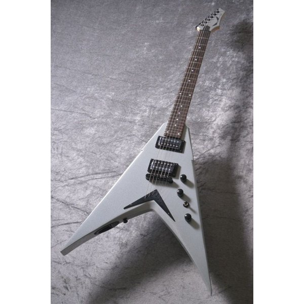 DEAN Dave Mustaine Series / V Dave Mustaine Bolt-On -Metallic Silver [VMNTX MSL](エレキギター)(送料無料)(お取り寄せ)|tiptoptone|02