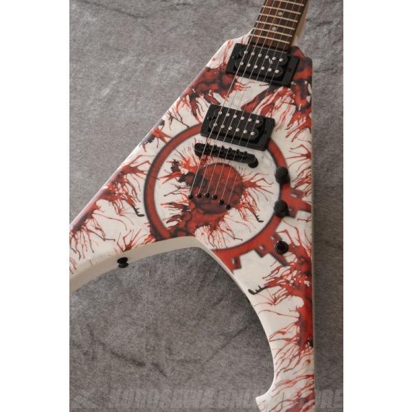 DEAN Michael Amott Series / Michael Amott Tyrant X Splatter [MAS TYRANTX SPLT](エレキギター)(送料無料)(お取り寄せ)|tiptoptone