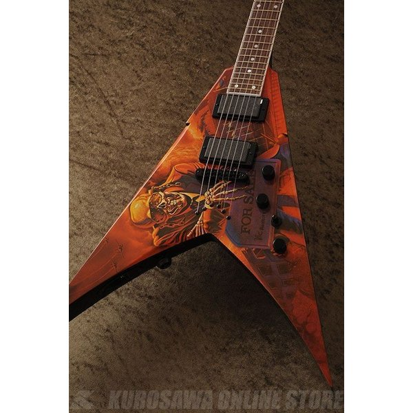 DEAN Dave Mustaine Series / V Dave Mustaine - Peace Sells [VMNT PS](お取り寄せ) (マンスリープレゼント)|tiptoptone
