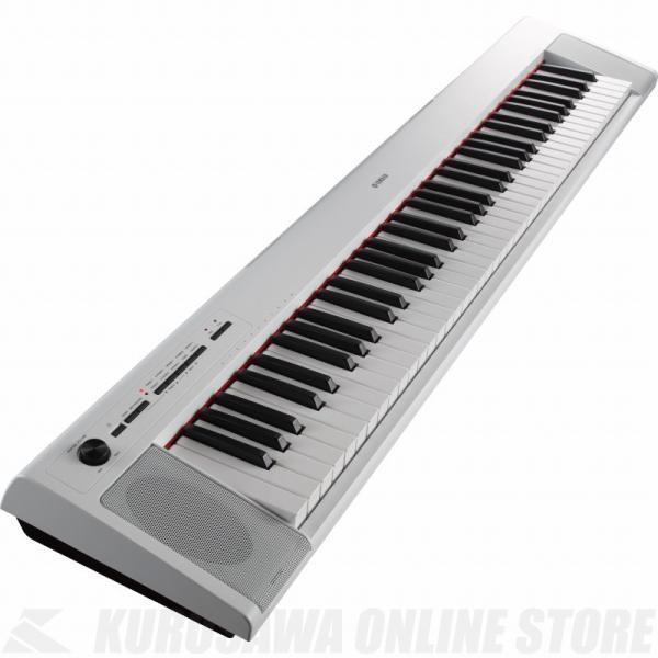 YAMAHA piaggero NP-32 (White)(76鍵キーボード)(ご予約受付中)|tiptoptone