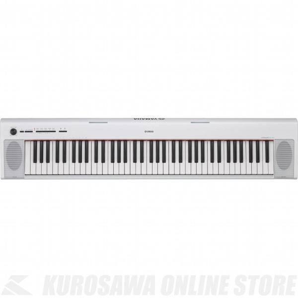 YAMAHA piaggero NP-32 (White)(76鍵キーボード)(ご予約受付中)|tiptoptone|02