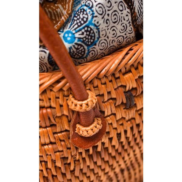 アタバッグ( 約15cm x 26cm ) / アタかご 巾着バ レビューでタイカレープレゼント|tirakita-shop|05