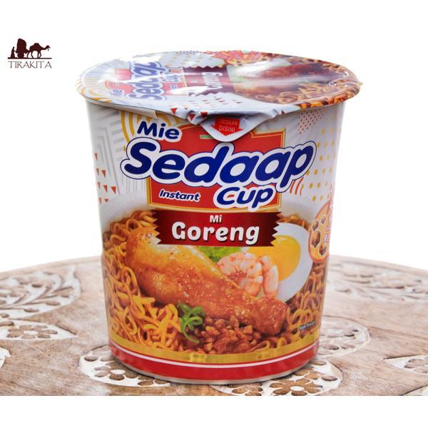 インドネシア料理 インスタント麺 インドネシア風カップ焼きそば(ミーゴレン味) Mi Goreng オニオンチキン味