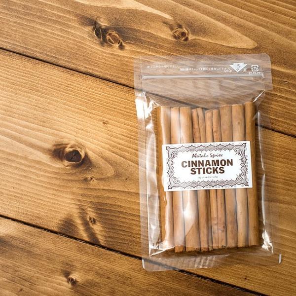 シナモンスティック スリランカ産 カシア 40g Cinamon Stick (Ayurvedic Life) インド スパイス カレー
