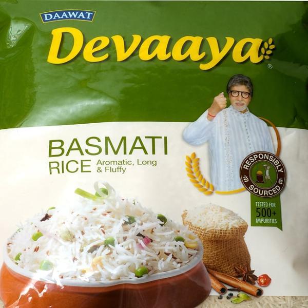 タイ米 おまかせ送料無料 インド料理 パキスタン ライス バスマティライス 5Kg Devaaya Basmati Rice (DAAWAT)