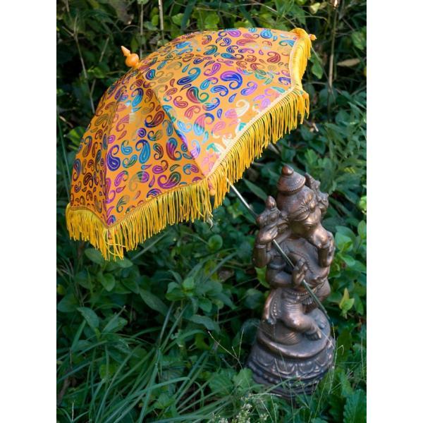 装飾 傘 デコレーション 仮装 デコレーション用傘 祭礼 バリの傘 エスニック インド アジア 雑貨 tirakita-shop 02