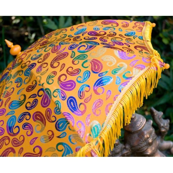 装飾 傘 デコレーション 仮装 デコレーション用傘 祭礼 バリの傘 エスニック インド アジア 雑貨 tirakita-shop 03