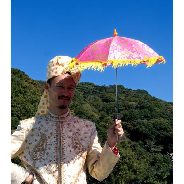 装飾 傘 デコレーション 仮装 デコレーション用傘 祭礼 バリの傘 エスニック インド アジア 雑貨 tirakita-shop 06