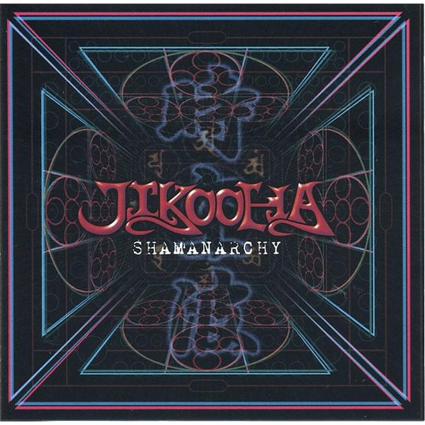 Jikooha GOA TRANCE ゴア トランス Panorama Records Shamanarchy goa psychedelic progressive trance techno サイケデリック テクノ レイブ スオミ|tirakita-shop