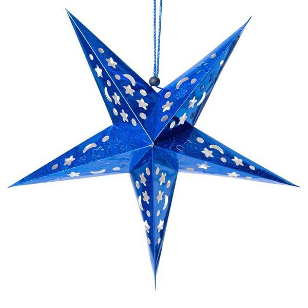 アドベント アドベントスター ペーパーオーナメント スターランプシェード 星型ランプデコレーション 直径:約55cm クリスマスデコレーション|tirakita-shop|05