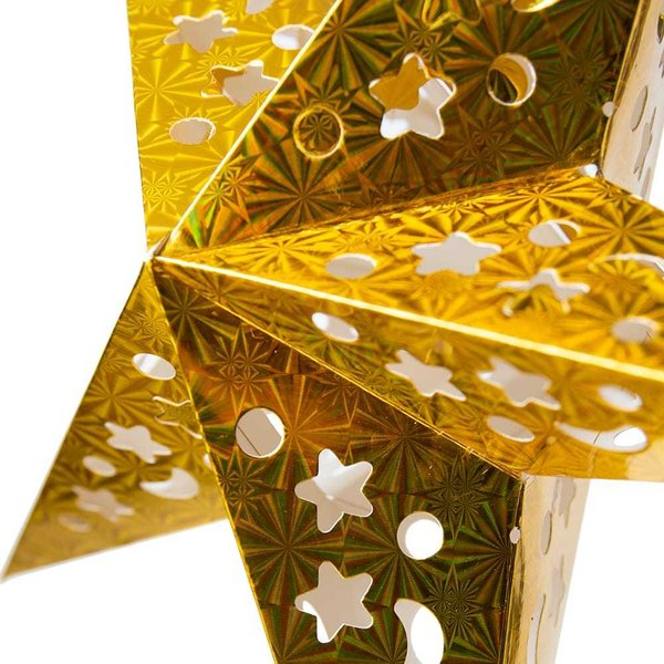 アドベント アドベントスター ペーパーオーナメント スターランプシェード 星型ランプデコレーション 直径:約55cm クリスマスデコレーション|tirakita-shop|10