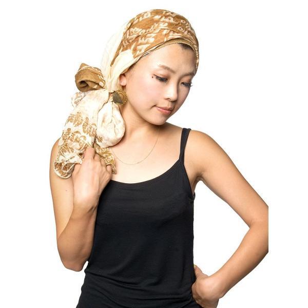 ラムナミ チベット 布 (160cm×70cm)ヒストリーブッダのファンシーストール ショール ドゥパッタ スカーフ レディース エスニック衣料 tirakita-shop 05