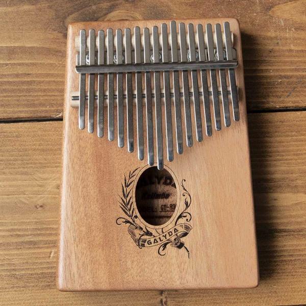 (高級カリンバ) Cメジャートライアド / 親指ピアノ サムピアノ 民族楽 レビューでタイカレープレゼント tirakita-shop 10