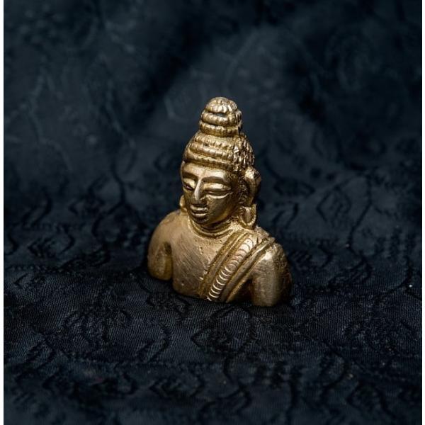 ブッダ Buddhah 神様像 仏像 ミニミニ神様像 3cm インド 置物 エスニック アジア 雑貨