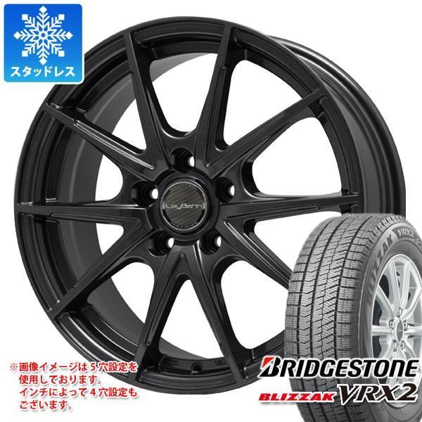スタッドレスタイヤ ブリヂストン ブリザック VRX2 185/60R15 84Q レイバーン WGS|tire1ban|01