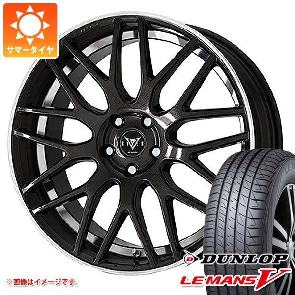 サマータイヤ 215/60R17 96H ダンロップ ルマン5 LM5 レイバー M009 7.0-17|tire1ban|01