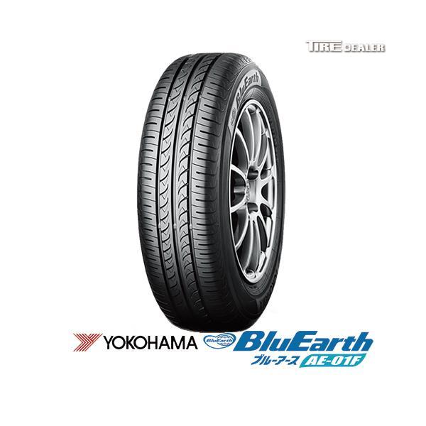 サマータイヤ ヨコハマ ブルーアース AE-01F 175/65R15 84S YOKOHAMA BluEarth 乗用車用低燃費タイヤ|tiredealer