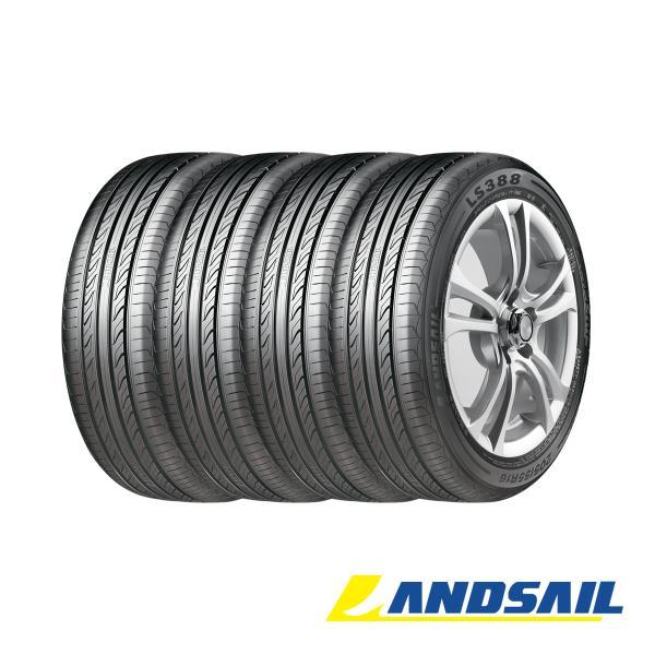 サマータイヤ4本セット165/40R1575VXLLANDSAIL(ランドセイル)LS3882020〜2021年製パンク保証2万