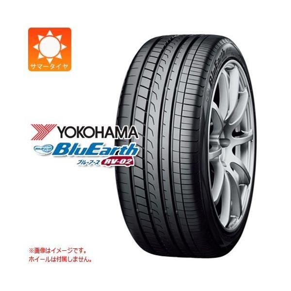 2020年製 サマータイヤ 235/50R18 97V ヨコハマ ブルーアース RV-02 BluEarth RV-02 tiremax