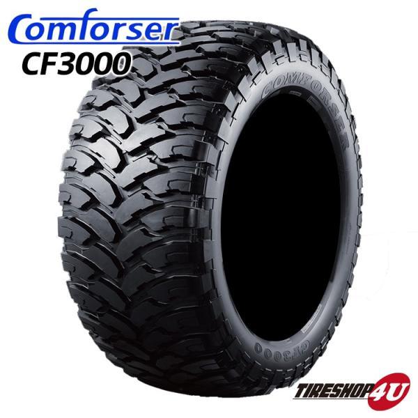 送料無料 Comforser コンフォーサー CF3000 235/85R16 120/116Q 235/85-16 サマータイヤ|tireshop4u