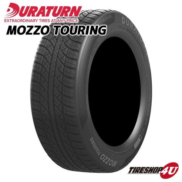 送料無料 2019年製 DURATURN MOZZO TOURING 225/65R17 225/65-17 サマータイヤ 新品1本価格|tireshop4u