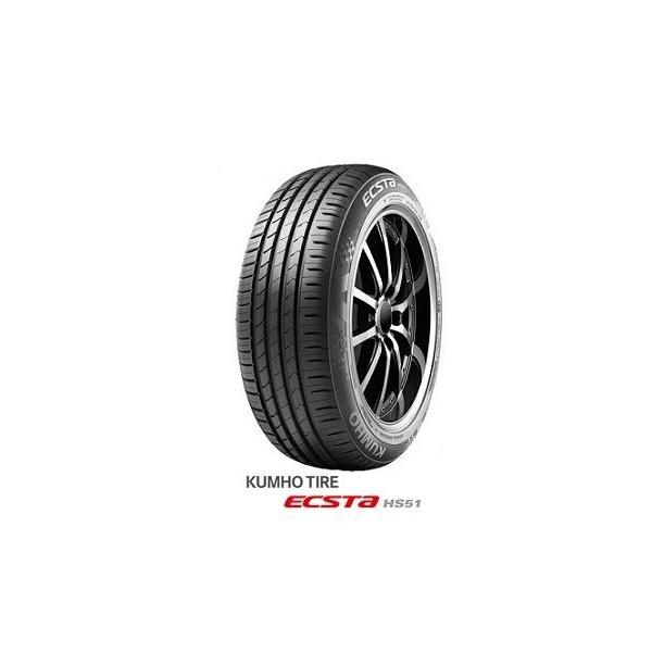 KUMHO ECSTA HS51 165/50R15 73V  クムホ エクスタ HS51