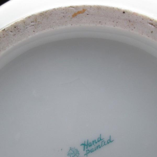 オールドノリタケ 金盛り湖畔風景絵 花瓶 壺 32cm tirunhausu 13